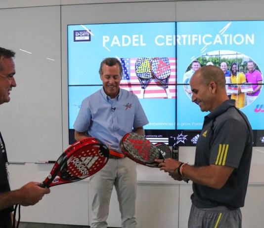 PADEL-U by Adidas EEUU