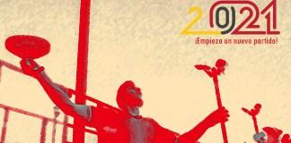 calendario de competición de la FEP en 2021