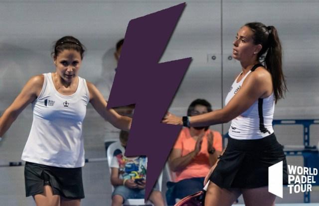 Eli Amatriain y Sofía Araújo separación