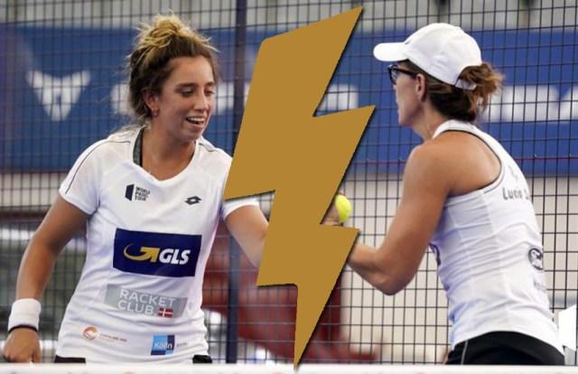 Lucia Sainz y Bea González separación