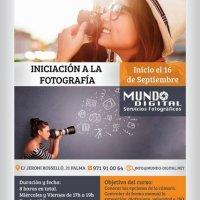 Curso de Iniciación a la Fotografía (Septiembre 2015)