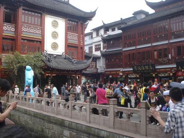 Paseo de Pudong