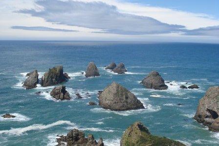 Nugget Point Nueva Zelanda