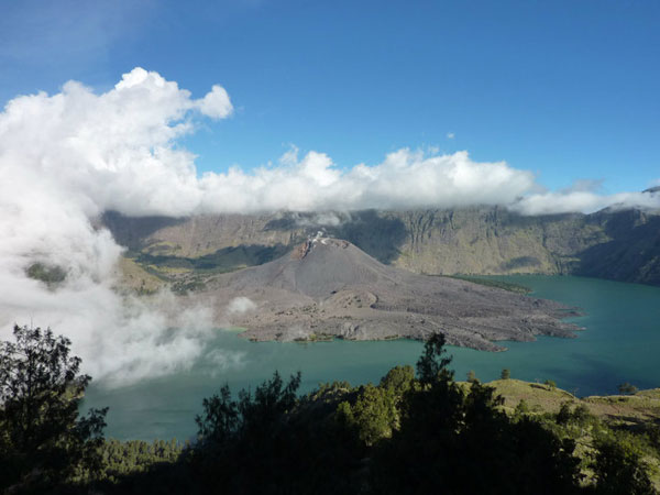 volcan-Rinjani