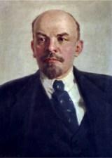Retrato de Lenin