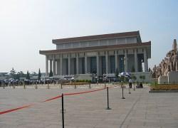 Mausoleo de Mao Zedong en Beijing