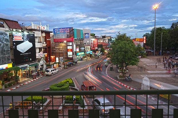 Como viajar por Tailandia