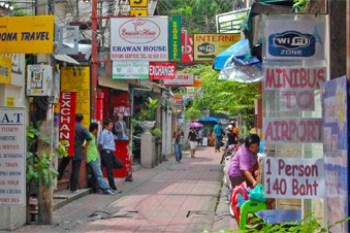 15 de los mejores hostales donde alojarse en Bangkok