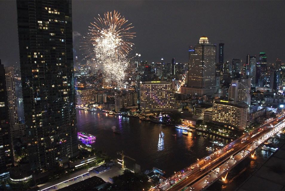 Los 8 mejores bares y restaurantes con vistas de Bangkok