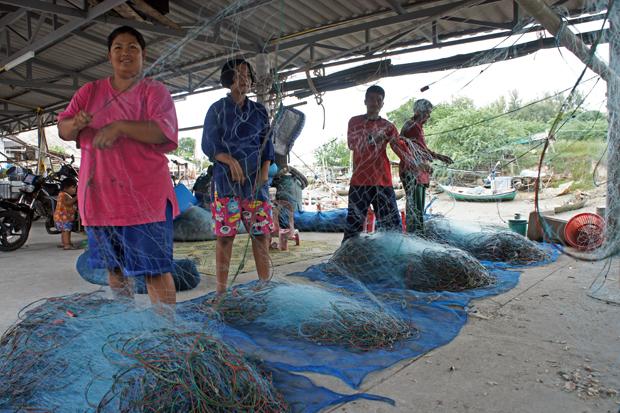 Pescadores-de-Hua-Hin
