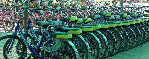 Alquilar-bicicletas