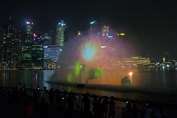 Espectáculo-de-luces-en-Marina-Bay