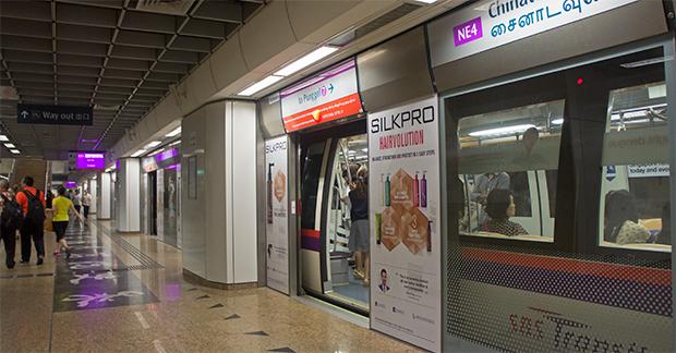 Metro-de-Singapur