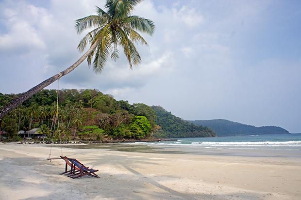 Klonghin-beach