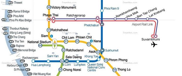 Mapa-del-Airport-Link