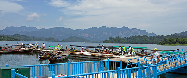Embarcadero-del-lago-Cheow-Lan