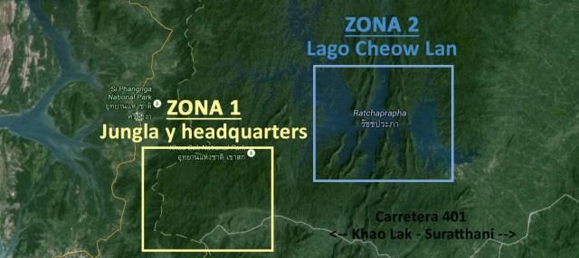 Mapa-Zonas-de-Khao-Sok-