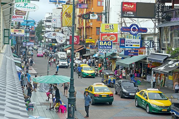 Calle-Khao-San