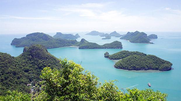 Parque Nacional de Ang Thong