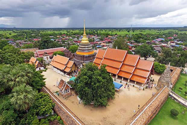 Templo-de-Lampang