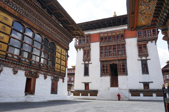 Fortaleza-de-Thimphu
