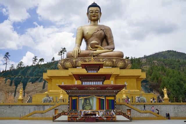 Gran-Buda-de-Thimphu
