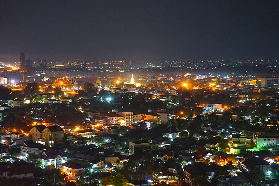 Qué ver y hacer en Vientiane