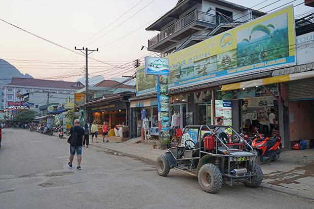 Calle del pueblo
