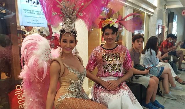 Transexual-por-Bangkok