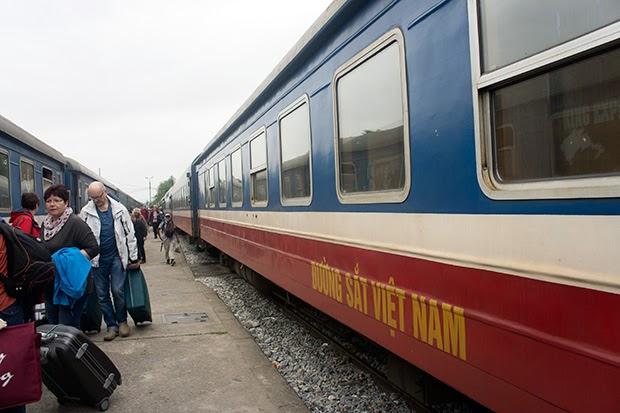 Tren de Vietnam