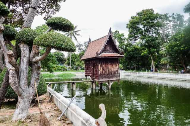 ciudad de Phetchaburi