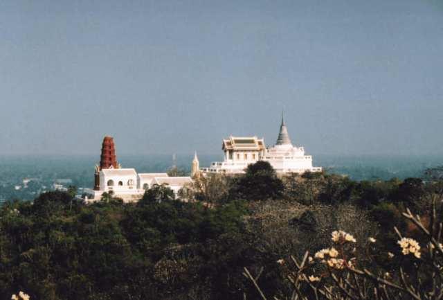 Parque Histórico de Phra Nakhon Khiri