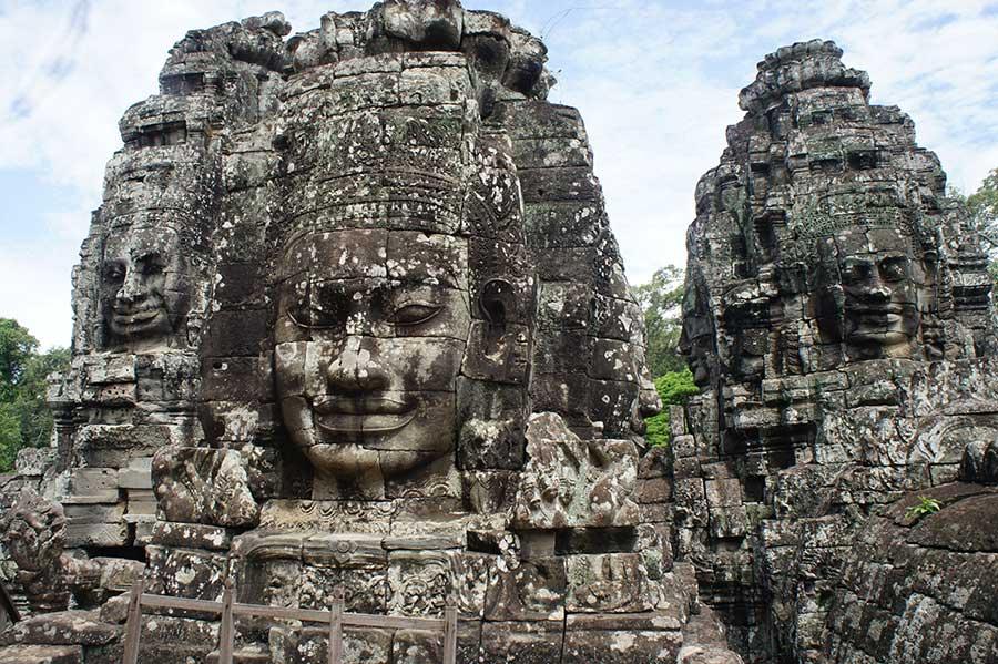 Templos-de-Angkor-Wat