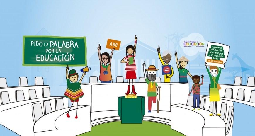 SAME: Semana de Acción Mundial por la Educación