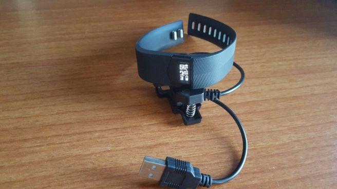 Smart Bracelet: pulsera de actividad