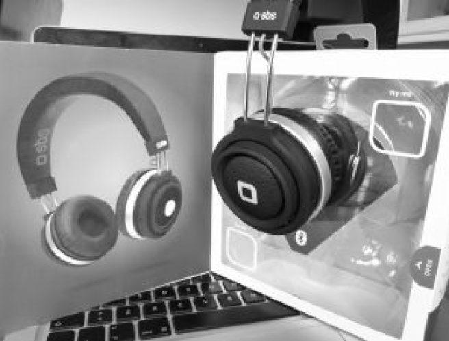 SBS BTK, auriculares on ear