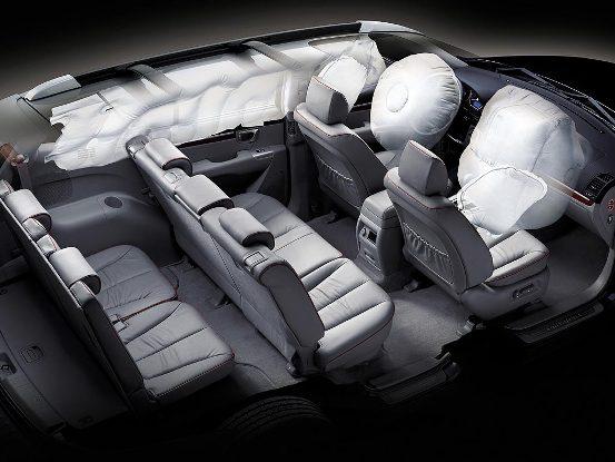 Hyundai Santa Fe V6 Siete asientos | Mundoautomotor