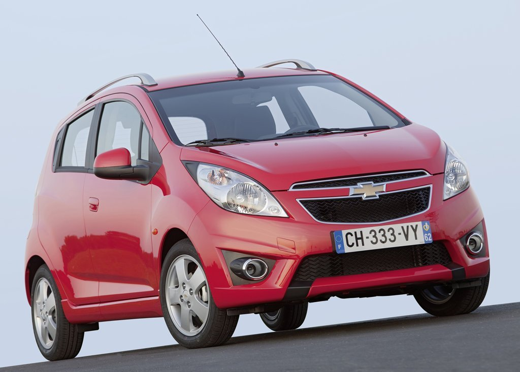 chevrolet spark 2011 lanzamiento oficial mundoautomotor. Black Bedroom Furniture Sets. Home Design Ideas