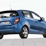 Chevrolet Aveo 2012 Hatchback 02
