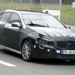 Mrcedes Benz Clase A 2012 prototipo 01