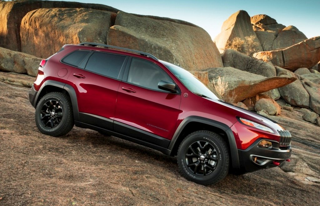 Jeep Cherokee 2014 | Mundoautomotor