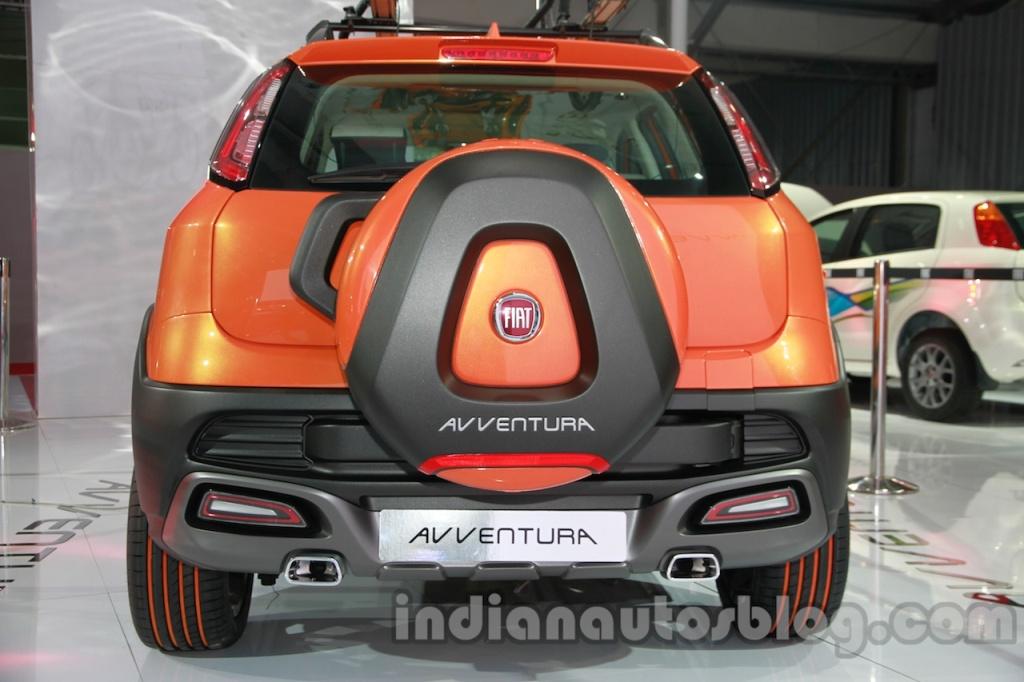 Ford Escape Se >> Fiat Avventura Crossover | Mundoautomotor