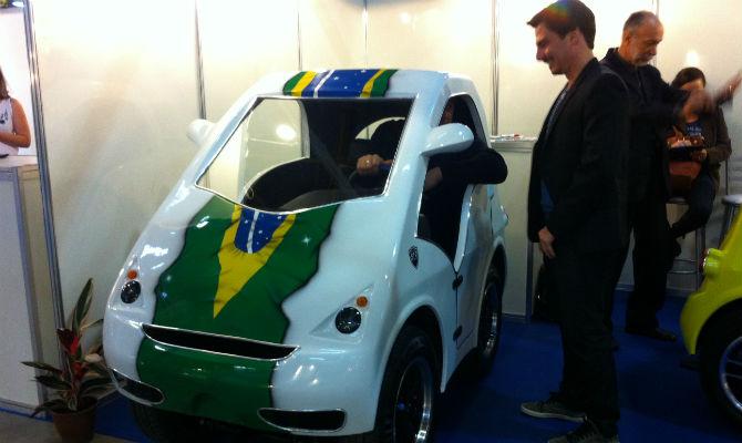 Nanico Car - Frente