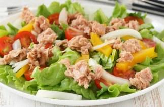 Resultado de imagem para salada de atum