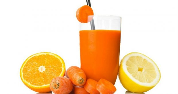 🍊 Suco de Laranja Com Cenoura 🍓- Suco Laranja com morango 🍊 🍓