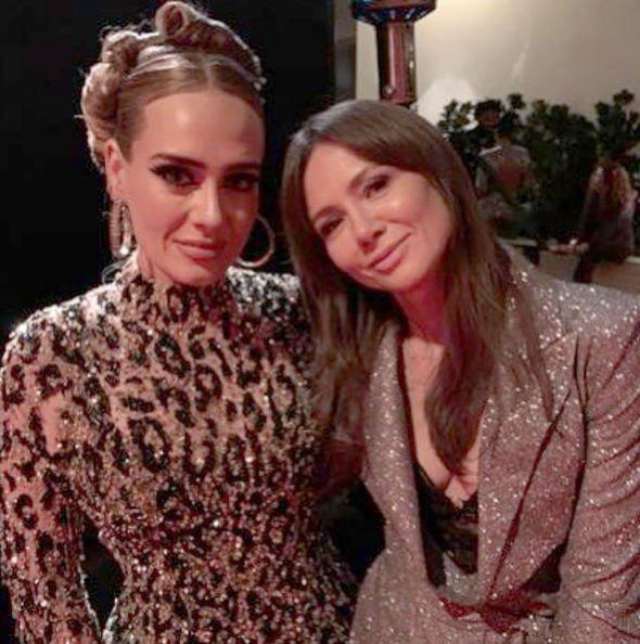 Cantora Adele Surpreende com 22 Kg a Menos em Festa Pós-Oscar ...