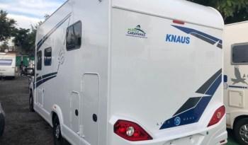 Knaus L!VE 650 MX lleno