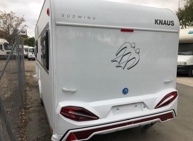 Knaus Sudwind 540UE lleno