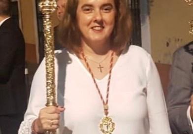 Mayte Jurado nombrada exaltadora de Santa Ángela de la Cruz