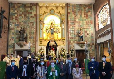 Celebrada la Función Principal a la Virgen de la Alegría